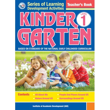 Teacher's Book Kindergarten Level 1