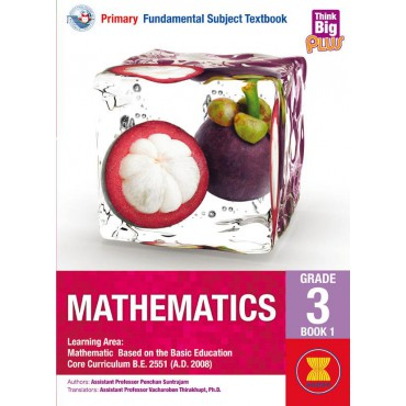 MATHEMATICS GRADE 3 BOOK 1