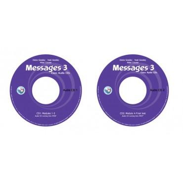 MESSAGES CLASS AUDIO CD 3 ชั้นมัธยมศึกษาปีที่ 3