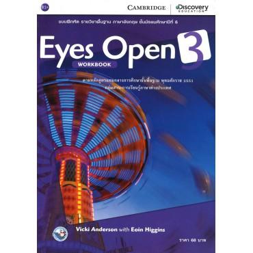 EYES OPEN WORKBOOK 3