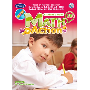 New Math in Action Student' s Book 2B ป.2