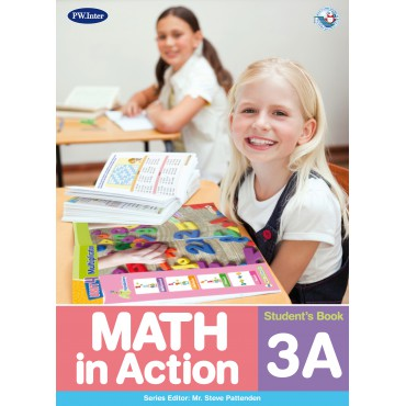 Math in Action Student's Book 3A ป.3