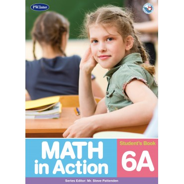 Math in Action Student's Book 6A ป.6